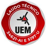 Laudo Técnico UEM 34621-AI E 5197-U