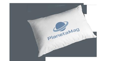 PlanetaMag Colchão Magnético Modelo Curitiba PROMOÇÃO com travesseiro